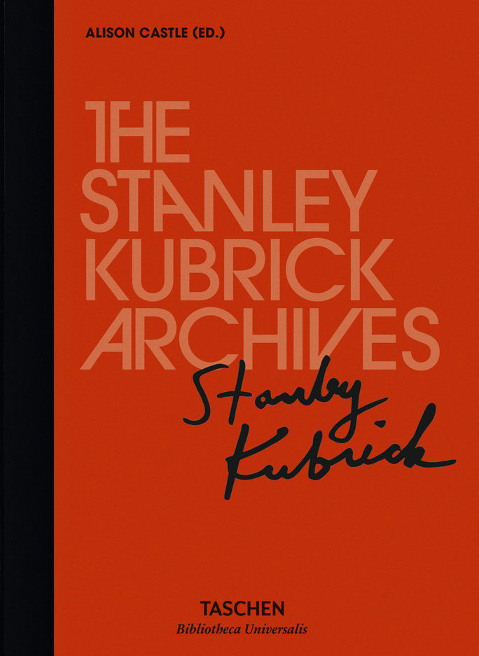 Stanley Kubrick Archives by Alison Castle