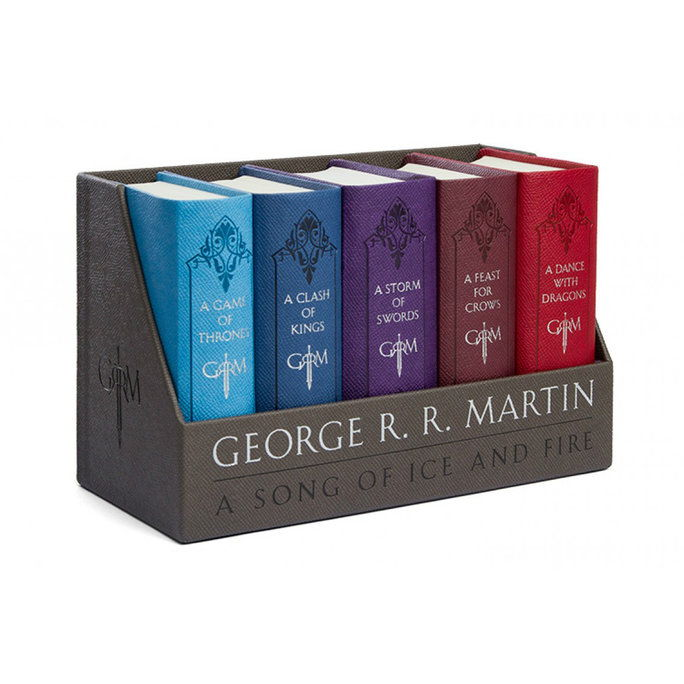 Hra of Thrones Books