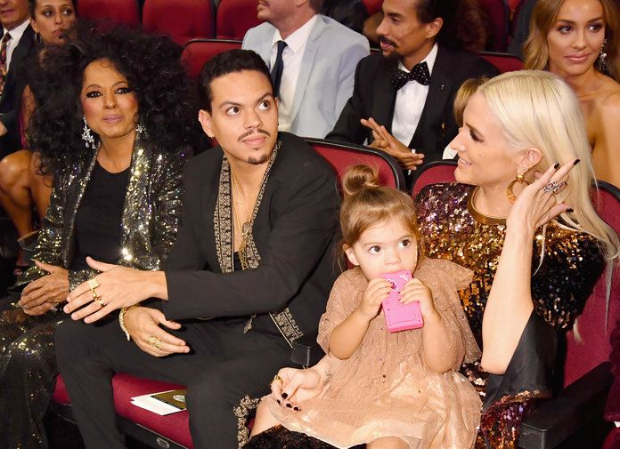 Evan Ross and Ashlee Simpson Embeds ADD - 1