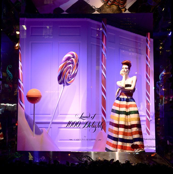 Saks Fifth Avenue: Land of 1,000 Delights,