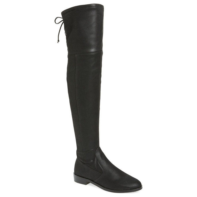Crisintha Over The Knee Boot