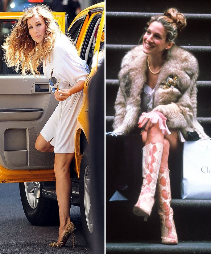 Sarah Jessica Parker Best Shoes - Lead