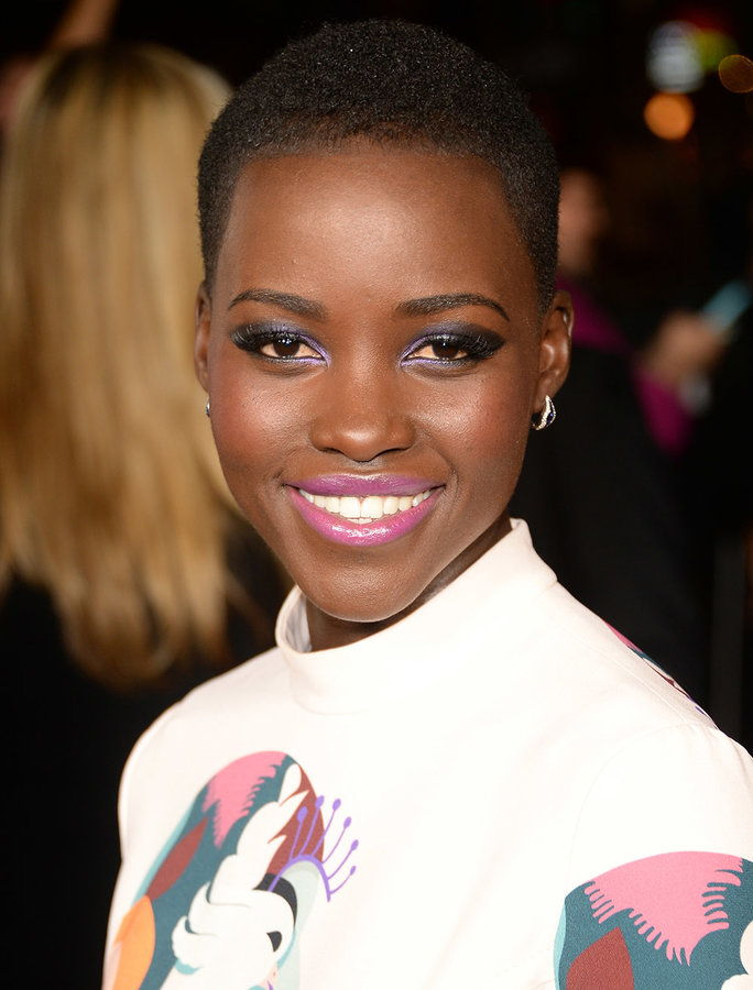 Lupita Nyong'o 12 Years a slave premiere in LA