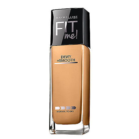 Maybelline New York Fit Me Dewy + Smooth Foundation