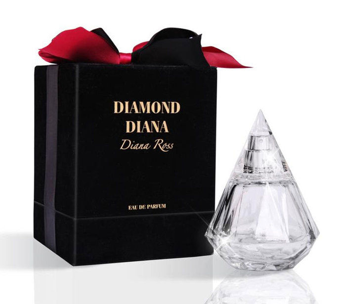Diana Ross Fragrance - EMBED