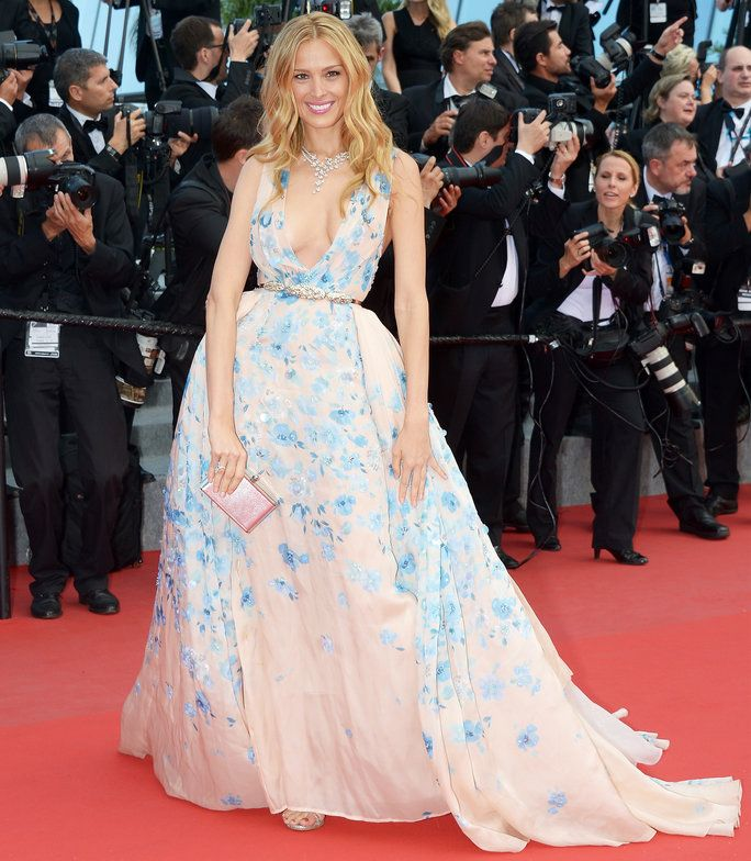 Petra Nemcova at Cannes Film Festival in May 2015