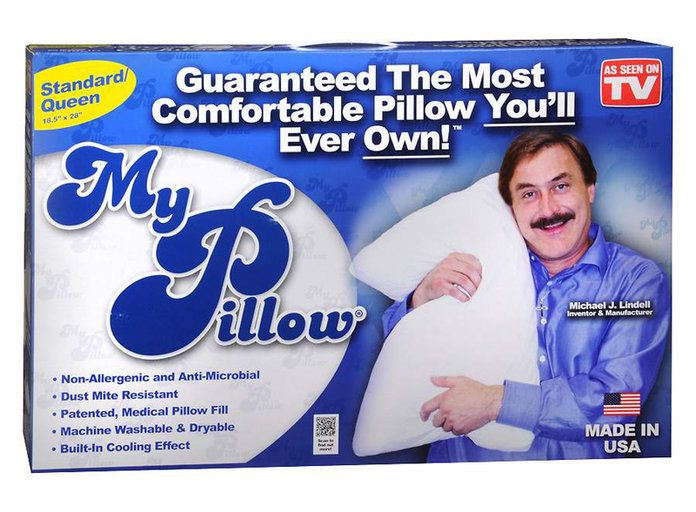Telebrands My Pillow