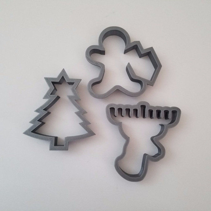 Antara agama Cookie Cutters