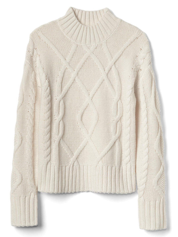 divario Cable Knit Sweater