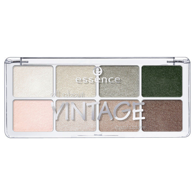 esencie All About Vintage Eyeshadow Palette
