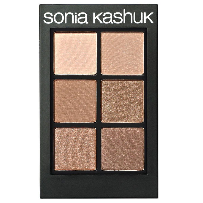 sonia Kashuk Eye Palette in Bare Necessities