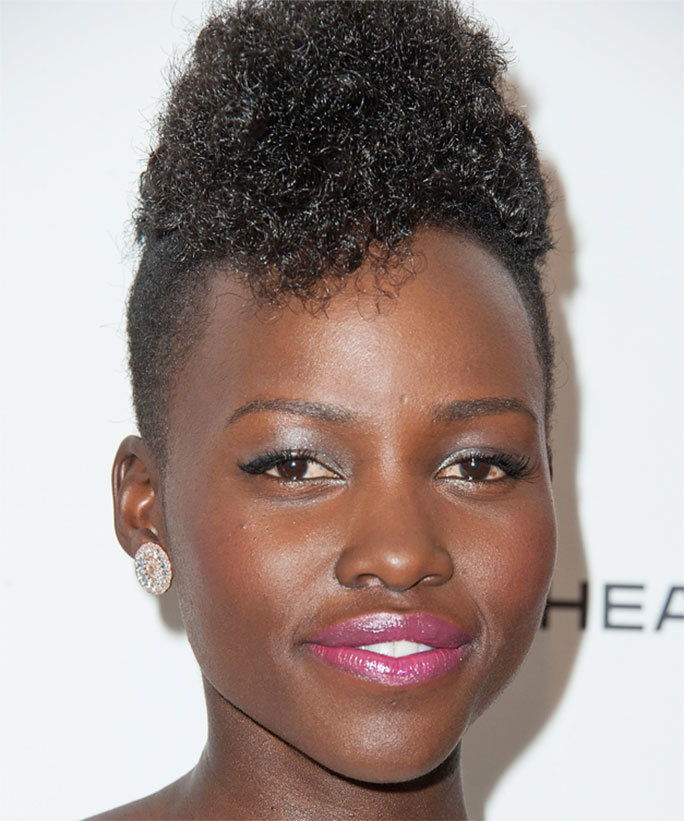 Lupita Nyong'o at Marie Claire event