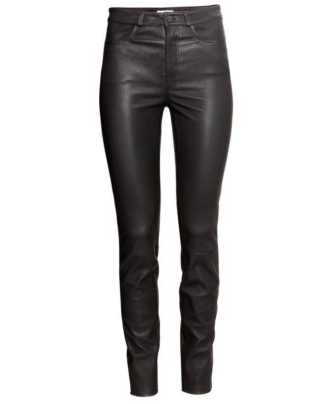 H & M Leather Pants