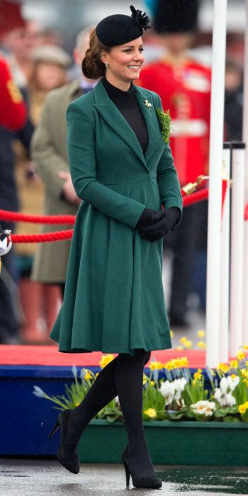 Kate Middleton Best Outfits - Emilia Wickstead coat
