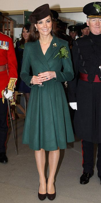 Kate Middleton Best Outfits - Emilia Wickstead dress