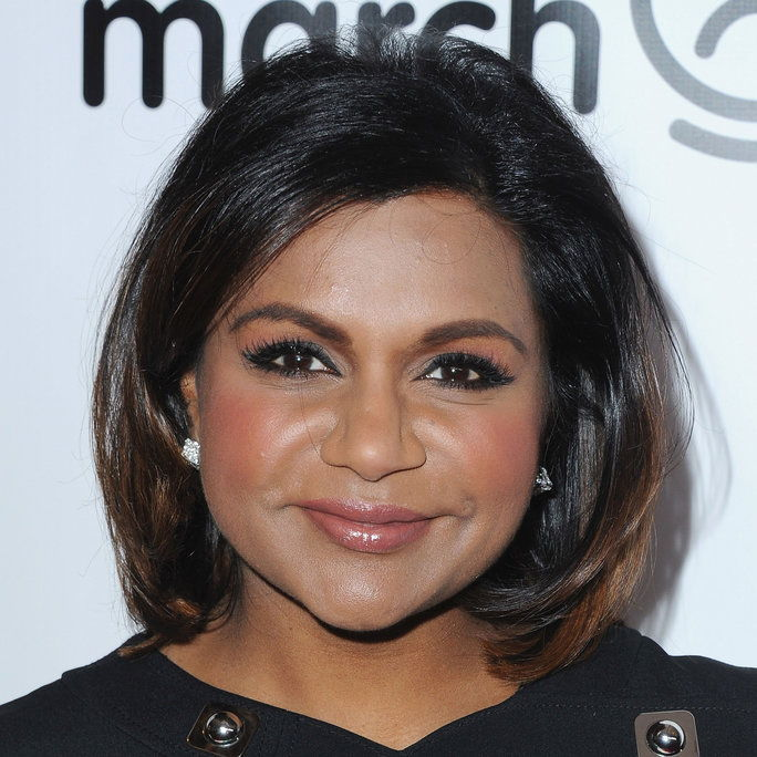 Mindy Kaling Actress arrives at the 2015 March Of Dimes Celebration Of Babies at the Beverly Wilshire Four Seasons Hotel on December 4, 2015 in Beverly Hills, California.