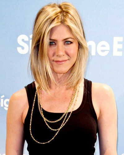 # 8 Jennifer Aniston's New Bob