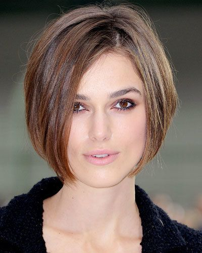 # 4 Kiera Knightley's Sleek Crop