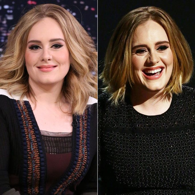 Adele - Hair Transformation 2015