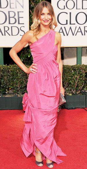Cameron Diaz - The Best Golden Globes Gowns of All Time - Chanel