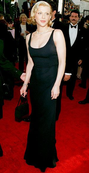 Courtney Love - The Best Golden Globes Gowns of All Time - Valentino