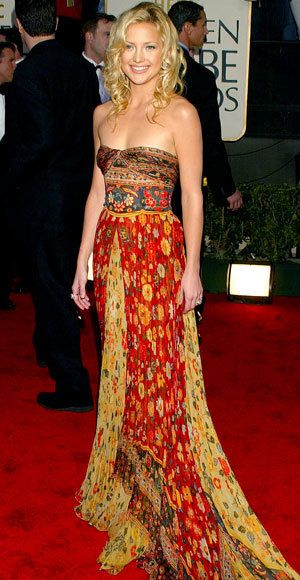 kate Hudson - The Best Golden Globes Gowns of All Time - Valentino