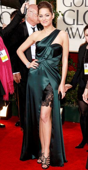 marion Cotillard - The Best Golden Globes Gowns of All Time - Christian Dior