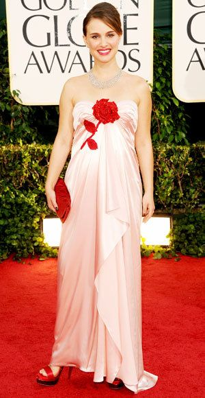 natalie Portman - The Best Golden Globes Gowns of All Time - Viktor & Rolf