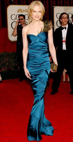 nicole Kidman - The Best Golden Globes Gowns of All Time - Gucci