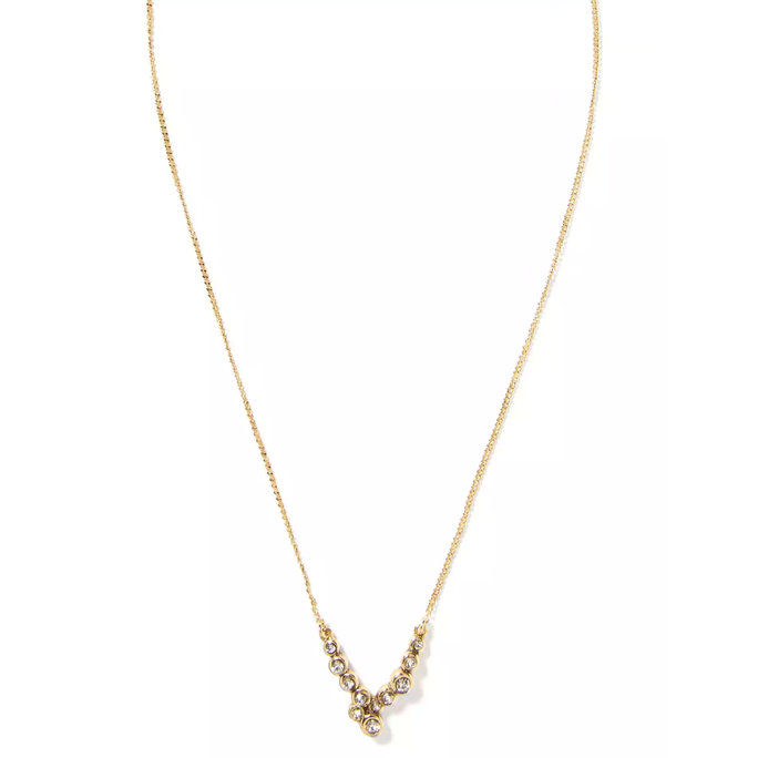 Riviera V Necklace