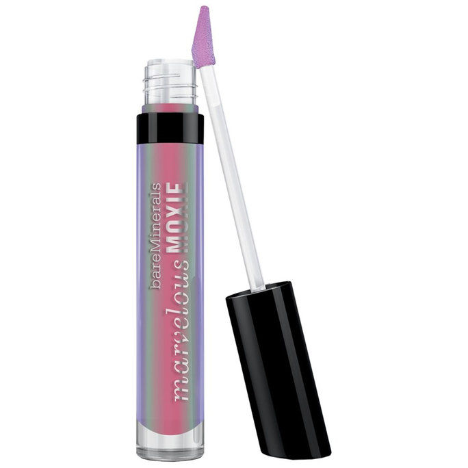 BareMinerals Marvelous Moxie Lip Gloss Iridescent Topcoat in Hypnotized