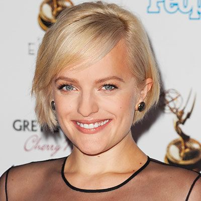 Elisabeth Moss - Transformation - Hair - Celebrity Before and After