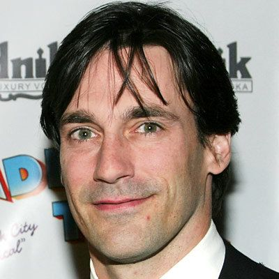 Jon Hamm - Transformation - Hair - Celebrity Before and After