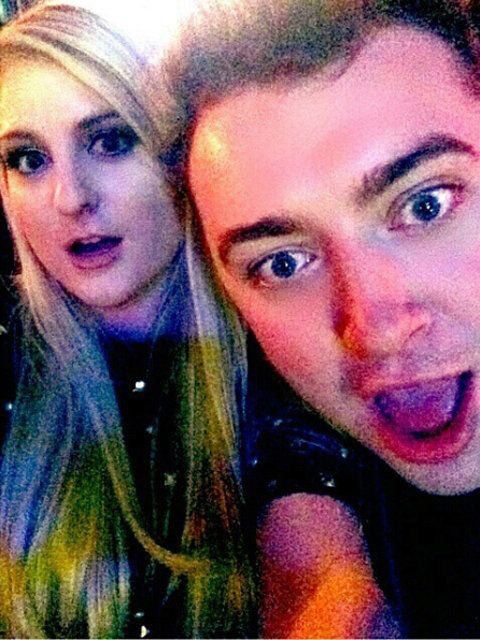 Meghan Trainor, Sam Smith