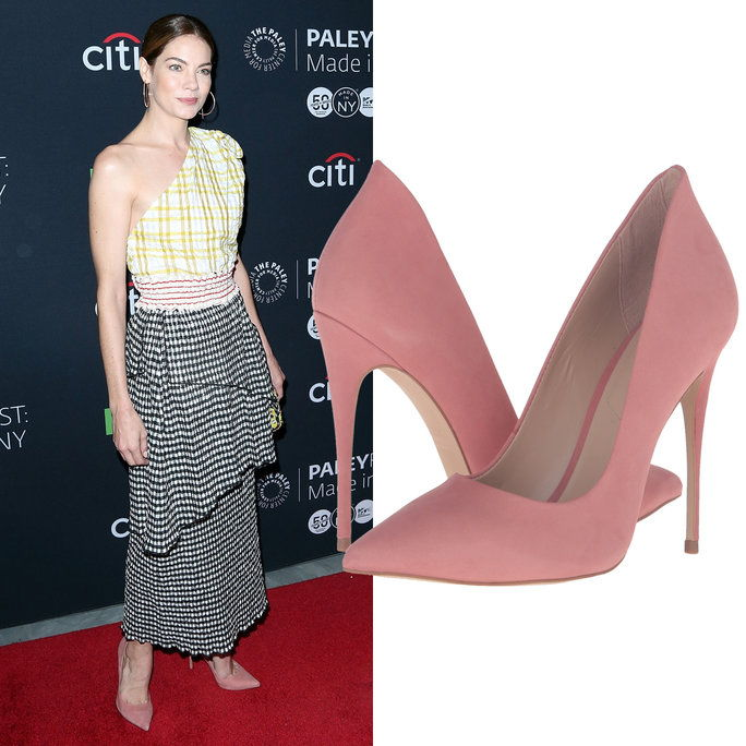 Michelle Monaghan in Aldo pumps