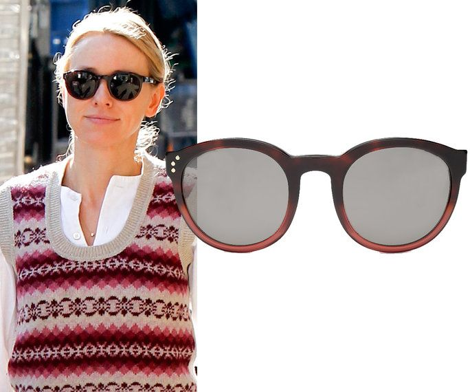 Naomi Watts in Shauns sunglasses