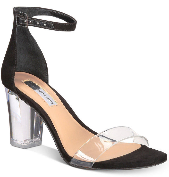 PVC Sandals by INC International Concepts