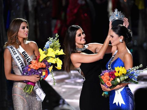 Cik Philippines Named Miss Universe 2015 - EMBED