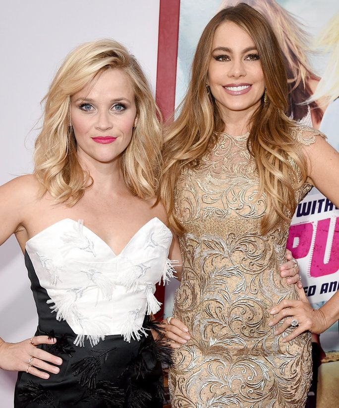 Reese Witherspoon and Sofía Vergara