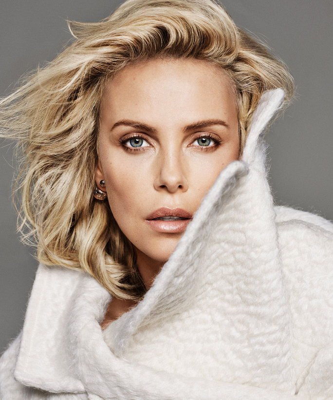 Charlize Theron Beauty Talk - LEAD