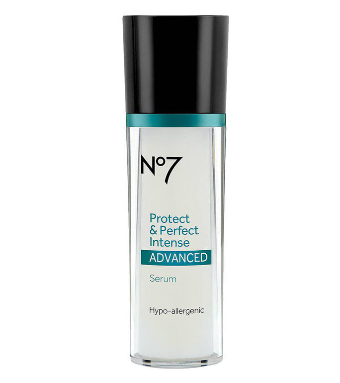 No7 Protect & Perfect Intense Advanced Serum Bottle