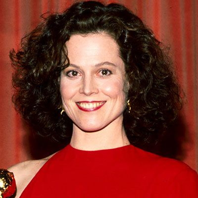 Sigourney Weaver - Transformation - Hair - Celebrity Before and After