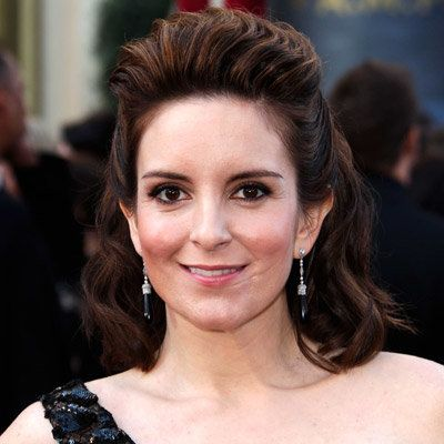 Tina Fey - Transformation