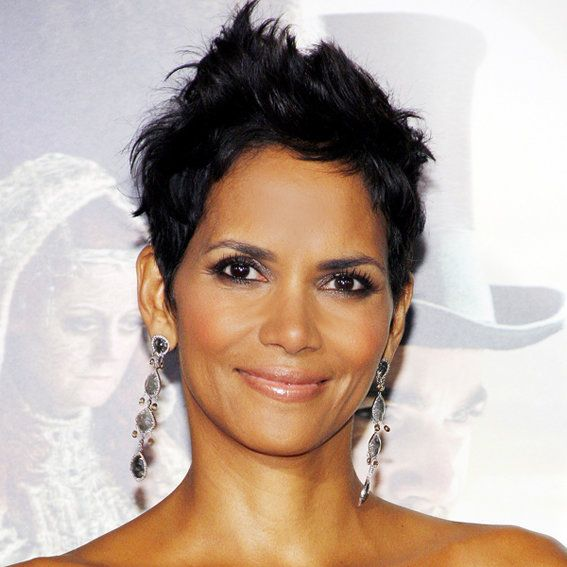 premena - Halle Berry - Celebrity Before and After