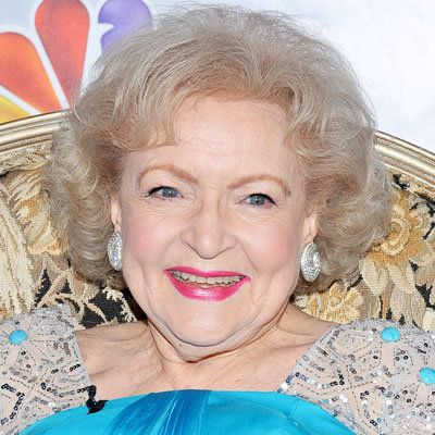 Betty White - Transformation - Hair - Celebrity Before and After