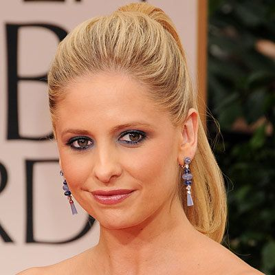 Sarah Michelle Gellar - Transformation - Hair - Celebrity Before and After