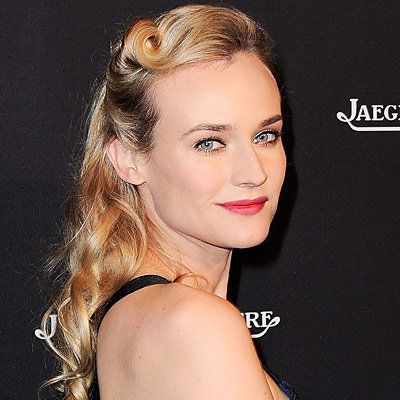 Diane Kruger - Transformation - Hair - Celebrity Before and After