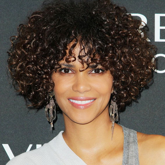Halle Berry - Transformation - Hair - Celebrity Before and After