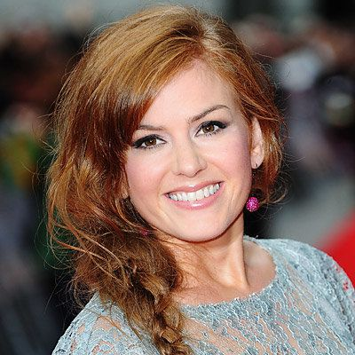 Isla Fisher - Transformation - Hair - Celebrity Before and After