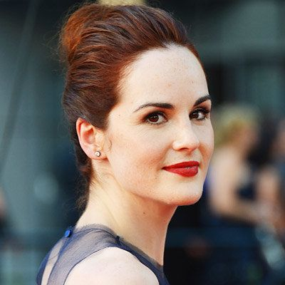 Michelle Dockery - Transformation - Hair - Celebrity Before and After